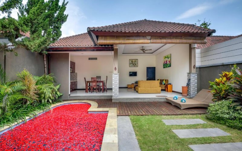 Work From Bali Package(Monthly) : 1 Bedroom Pool Villa