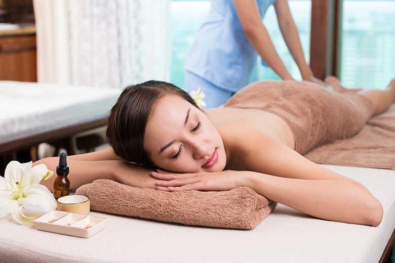 [Jalan Williem Iskandar Komplek MMTC - Ruko Blok P no 7 ] LADY BOSS - MMTC Enjoy Your Quality Time Waxing  Refleksi  Massage  Facial  Body Scrub - Massage 60 Menit