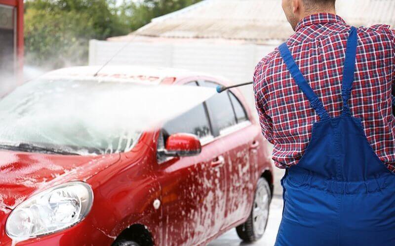 Car Wash Water (L Car Size)
