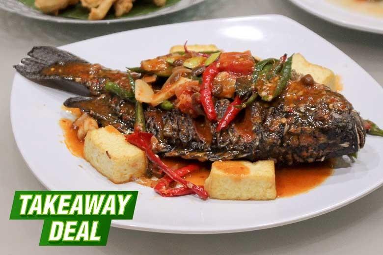 [Jl Cemara komplek Grand cemara No 8AG - 8AM Medan]  OPEN FOR DINE IN  Mulai dari Rp 79000- Cocok untuk 2 - 3 Orang Kemangi Seafood Restaurant - SET D  Cocok utk 3 - 4 Orang
