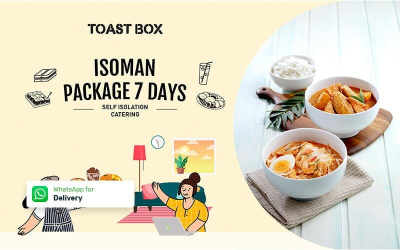 Isoman Package For 7 Days