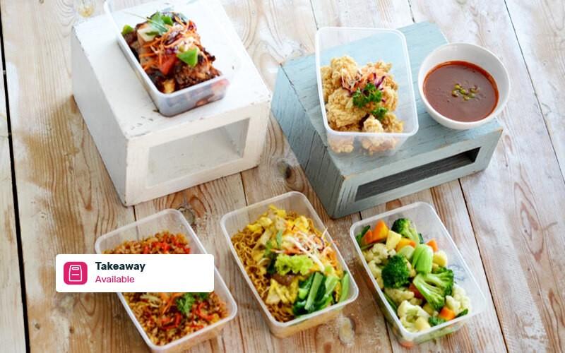 Set Menu Makanan Untuk 4 Orang