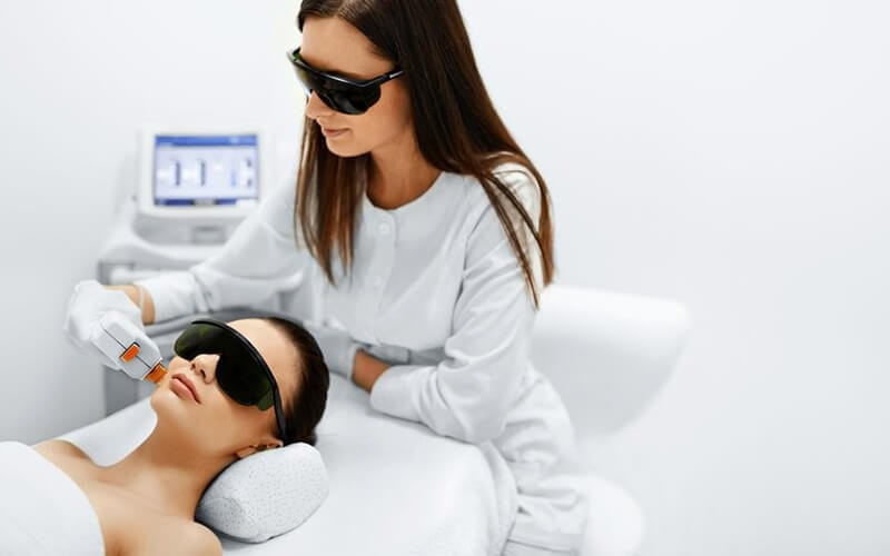 [8.8x17an]  IPL Face Rejuvenation Treatment - Available by Appointment