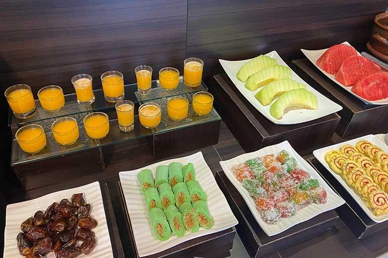 [Jalan Embong Kenongo No 11 - 17 Surabaya] Express Lunch All You Can Eat from Hotel 88 Embong Kenongo - Express Lunch Embong Kenongo per-Pax