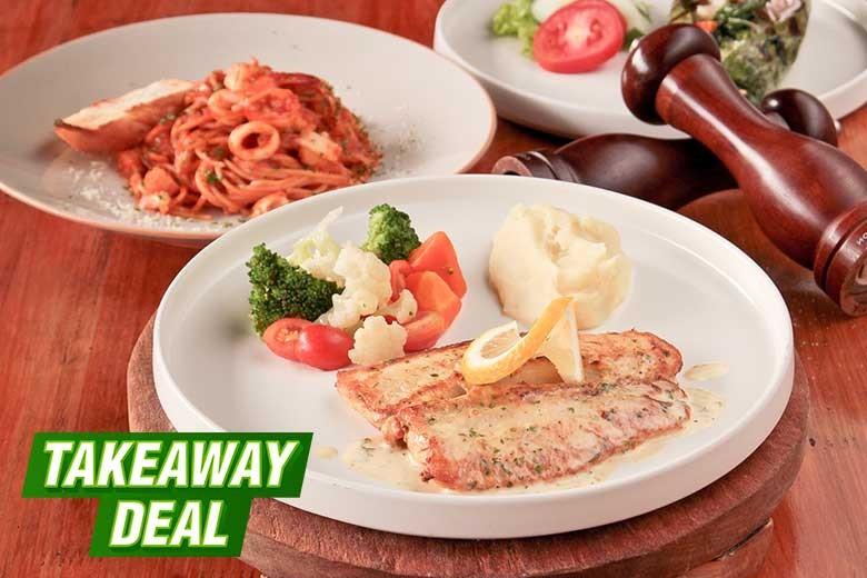 [Forum Nine FB Gallery Jalan Imam Bonjol No 9 Medan]  OPEN FOR DINE IN   Fresh From Sea To Table - District 10 Restaurant Forum Nine Building - Crispy Squid with Tar-Tar Sauc