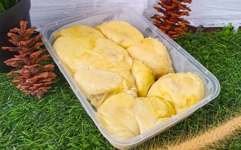 [9.9]  2 Durpas Ekonomis + 1 Sop Durian Reguler