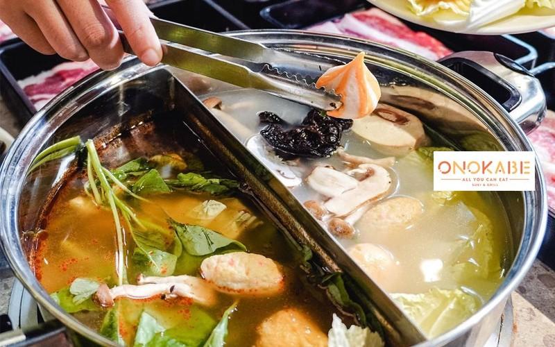 [9.9] Paket Suki / Grill + AYCE Buffet Sepuasnya Untuk 1 Orang