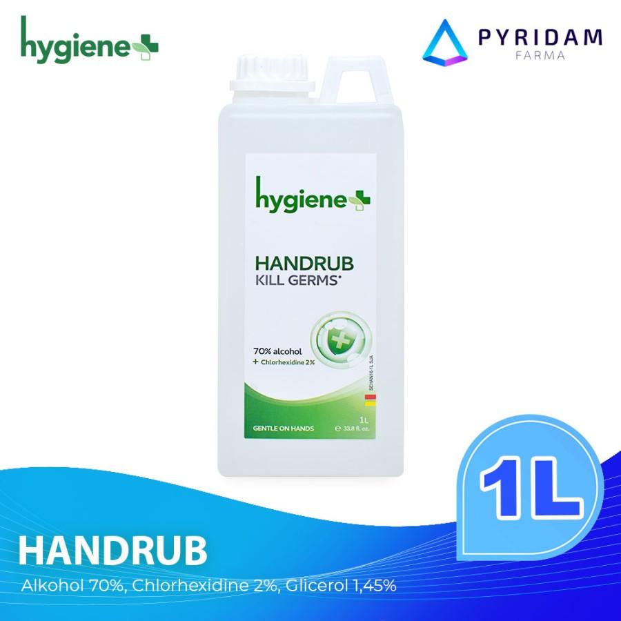 Hygiene+ Hand Rub 1L