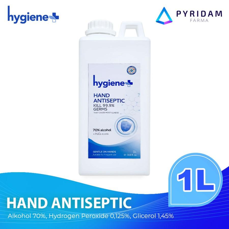 Hygiene+ Hand Antiseptic 1L