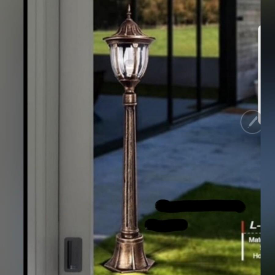 11 Rekomendasi Lampu Taman Minimalis Bikin Eksterior Rumah Tambah Estetis Rumah123 Com