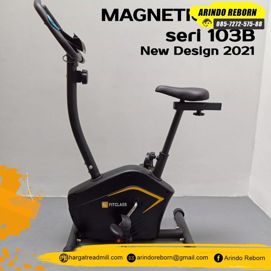 magnetik bike