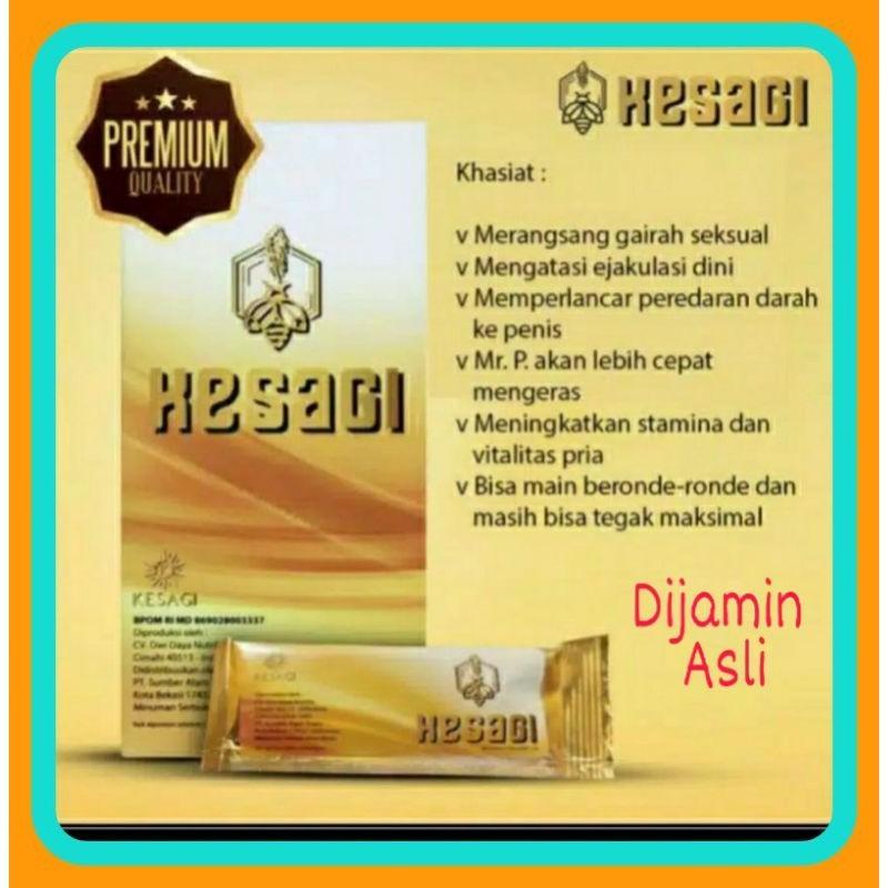 Madu Kesagi Obat Kuat Herbal Asli Original