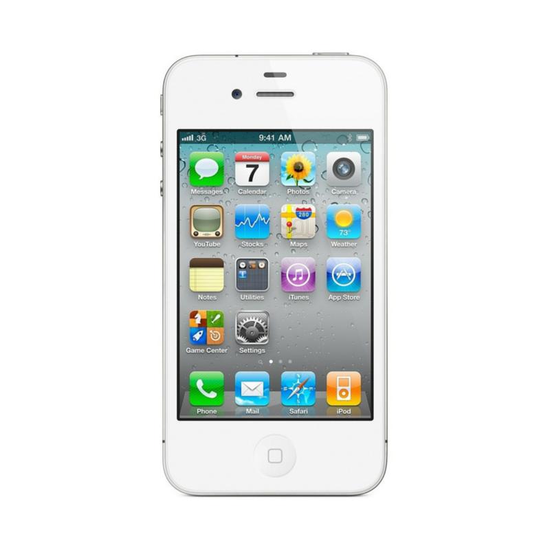 jual apple iphone 4s 64gb tokopedia. Black Bedroom Furniture Sets. Home Design Ideas
