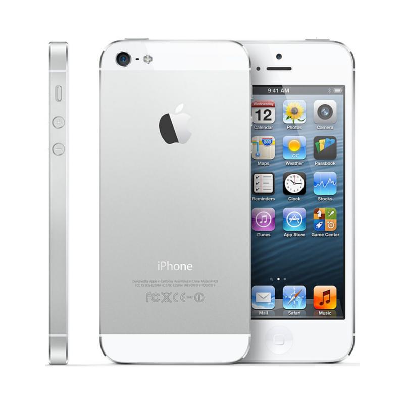 jual apple iphone 5 32gb tokopedia. Black Bedroom Furniture Sets. Home Design Ideas