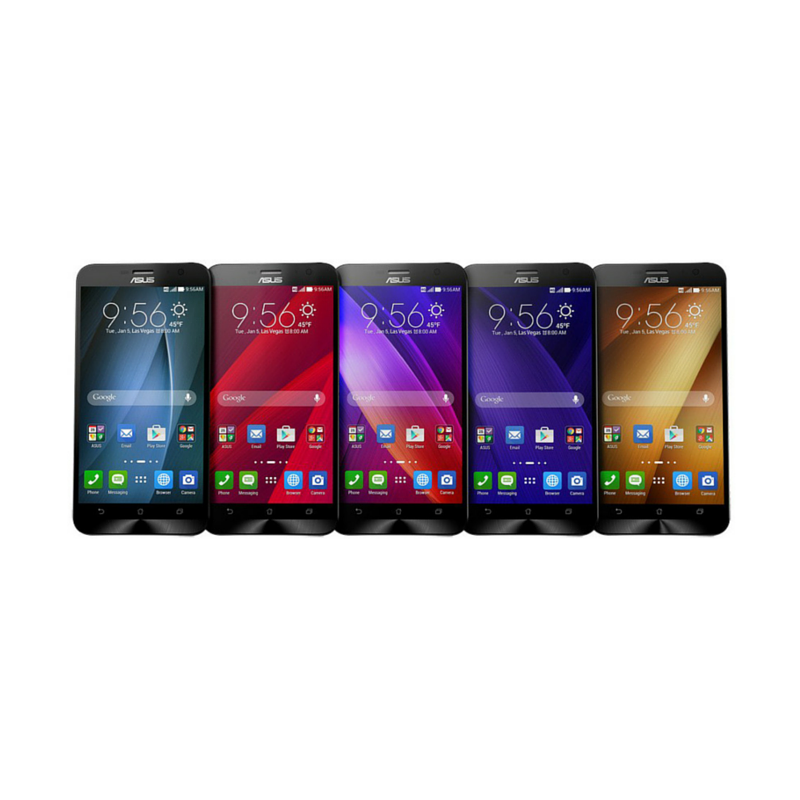 Jual Asus Zenfone 2 ZE551ML Ram 4GB Mulus Fullset Garansi