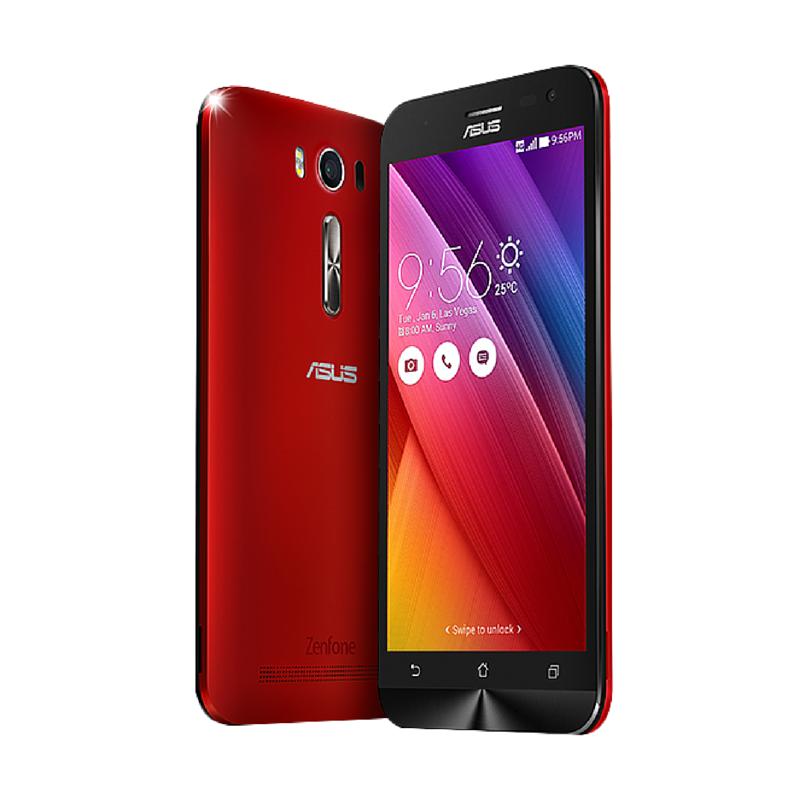 Asus Zenfone 2 Laser ZE500KL 13MP Smartphone dengan Desain Mewah nan Elegan