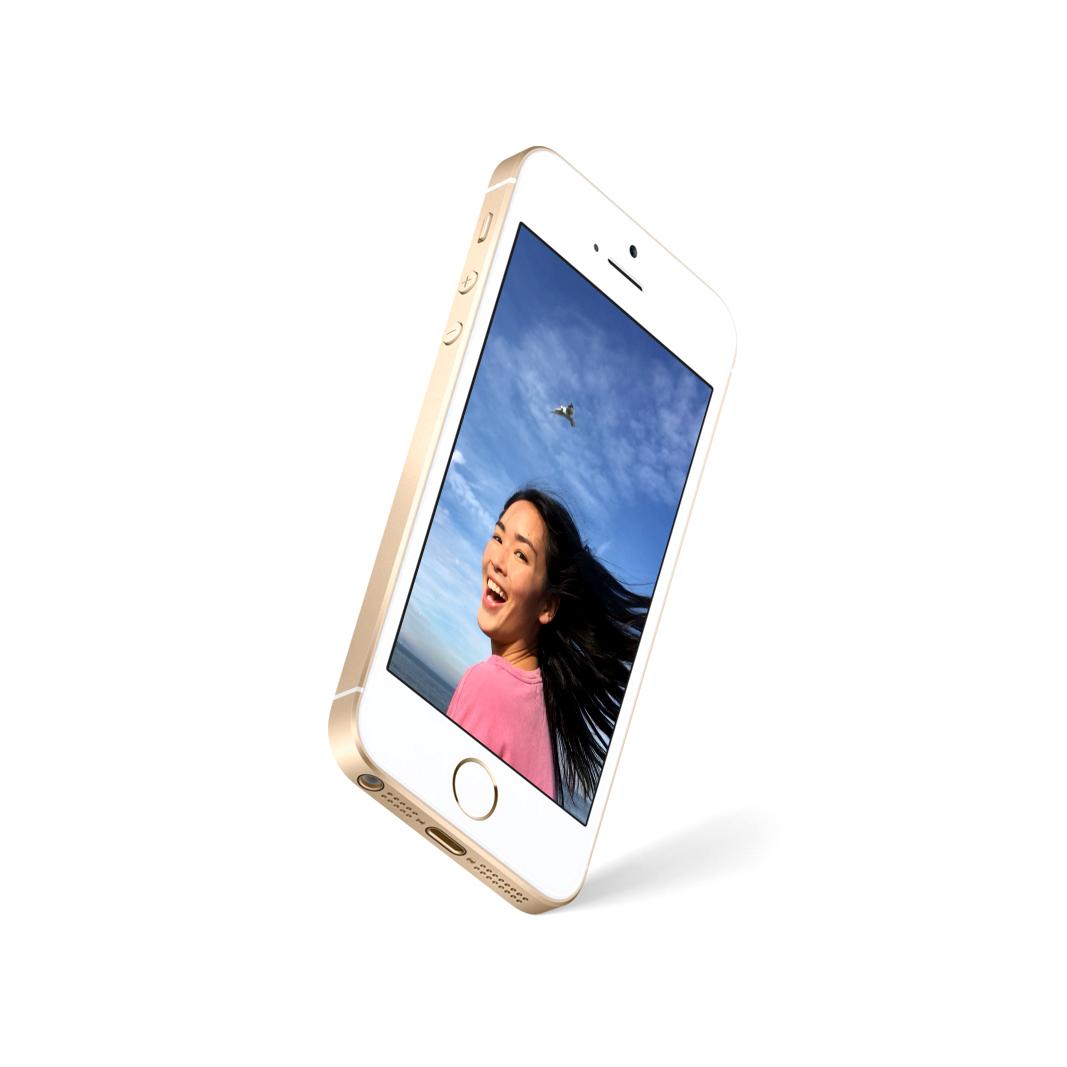 iphone se 64gb rosegold neu