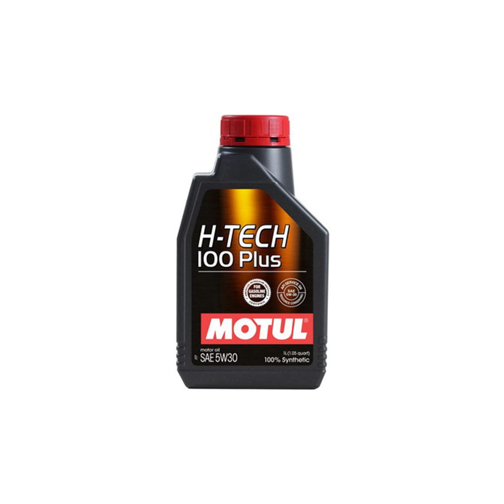 Jual Motul H-Tech 100 Plus 5W-30 1 Liter | Tokopedia