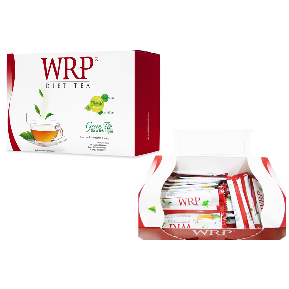 Jual WRP Diet Tea | Tokopedia