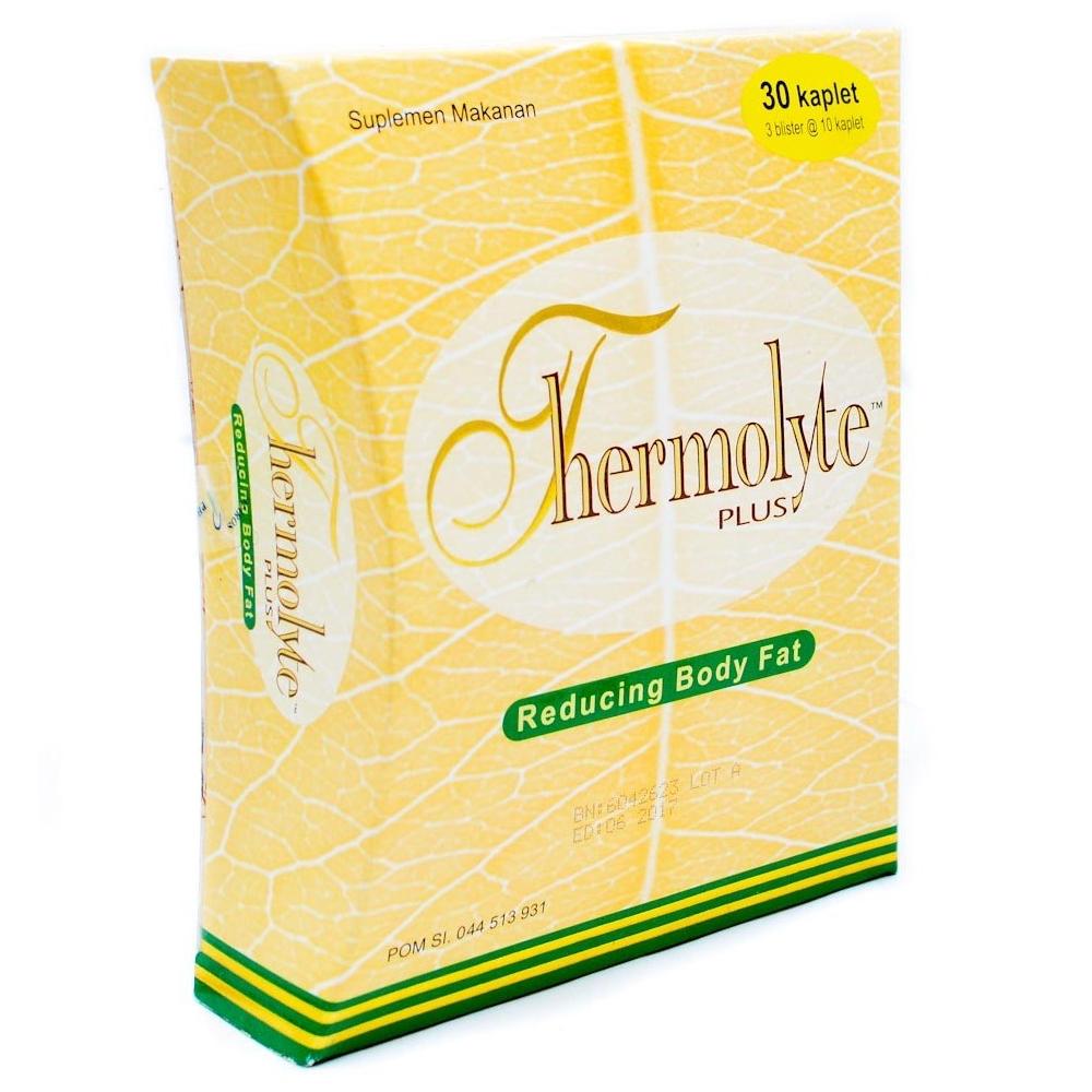 Jual Thermolyte Plus 30 Tabs | Tokopedia
