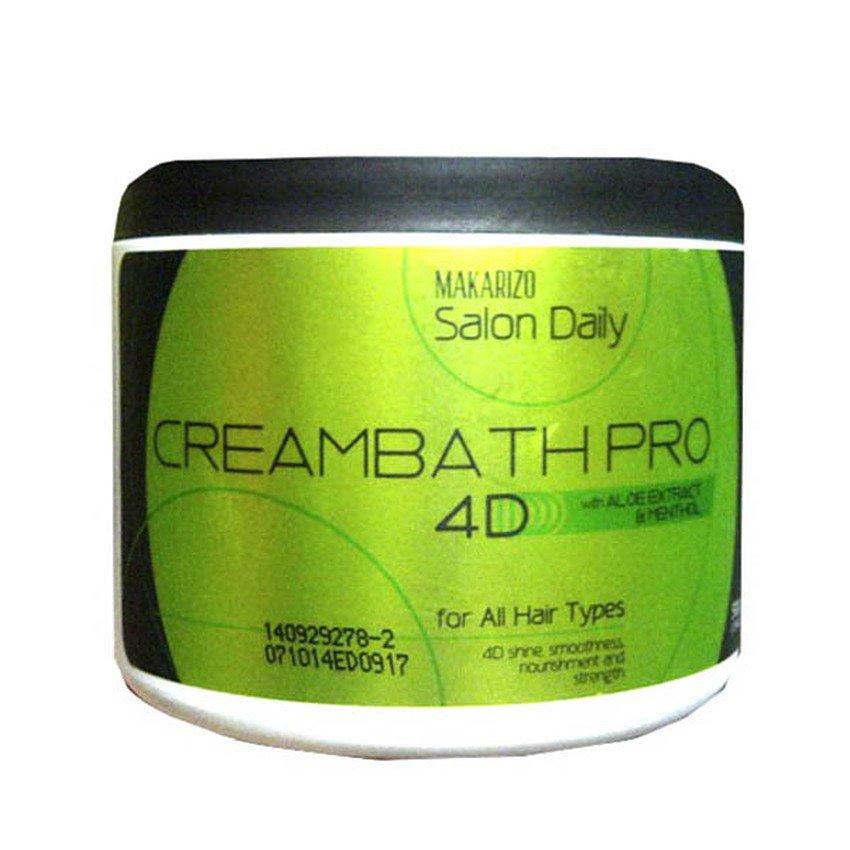 Jual Makarizo Salon Daily Creambath Pro 4D