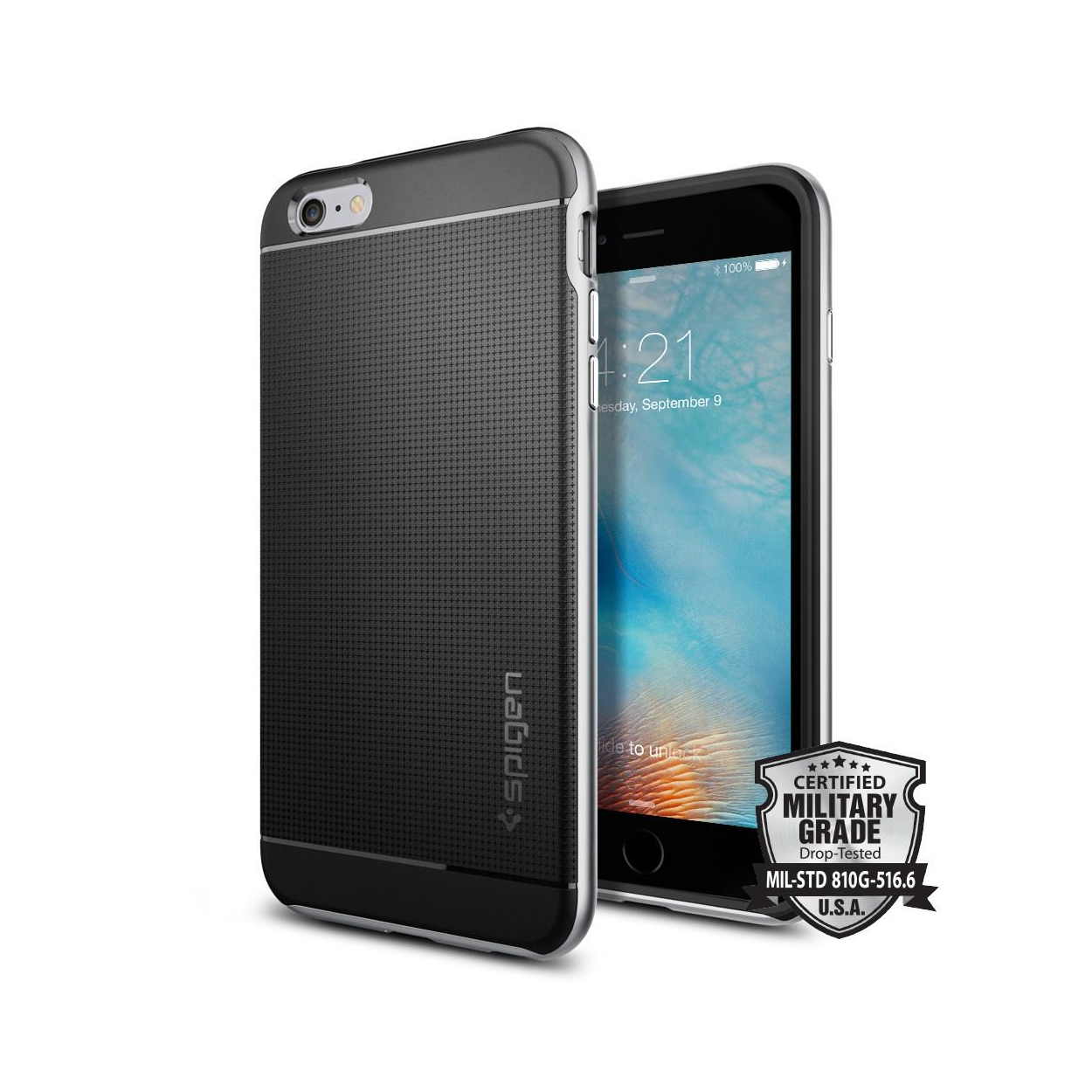jual spigen neo hybrid iphone 6 plus 6s plus tokopedia. Black Bedroom Furniture Sets. Home Design Ideas