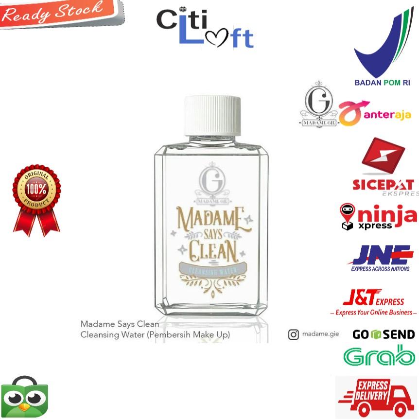 Madame Gie Madame Says Clean Micellar Water 80 ml thumbnail