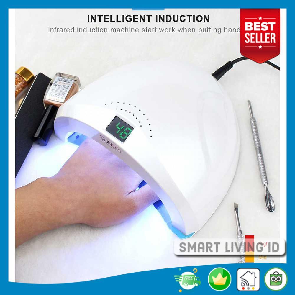 Pengering Kutek Kuku UV LED Nail Dryer SUN1 48W thumbnail