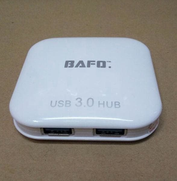 Bafo USB HUB 4 Port USB 3.0 + Adaptor - BF-700