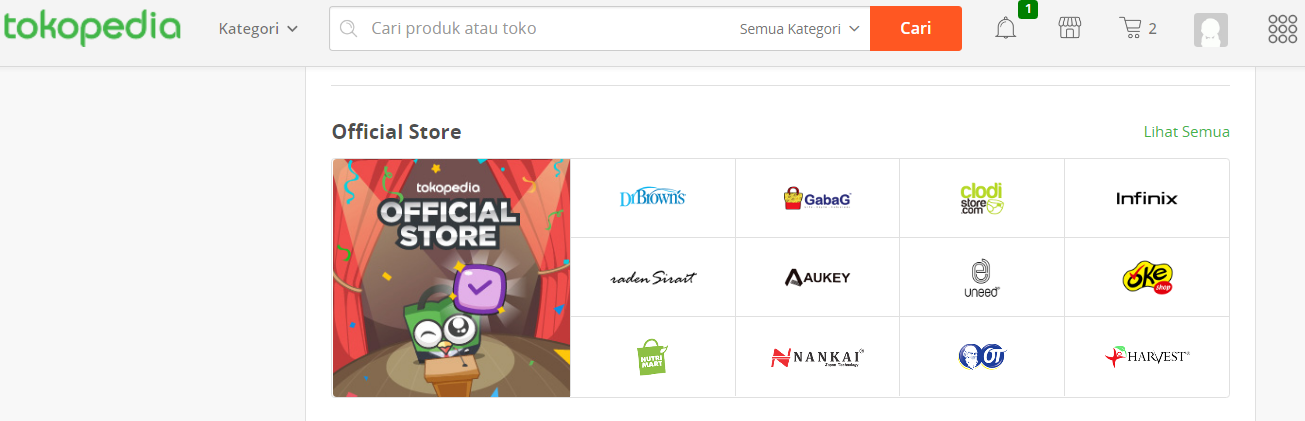 official Store di homepage Tokopedia.PNG