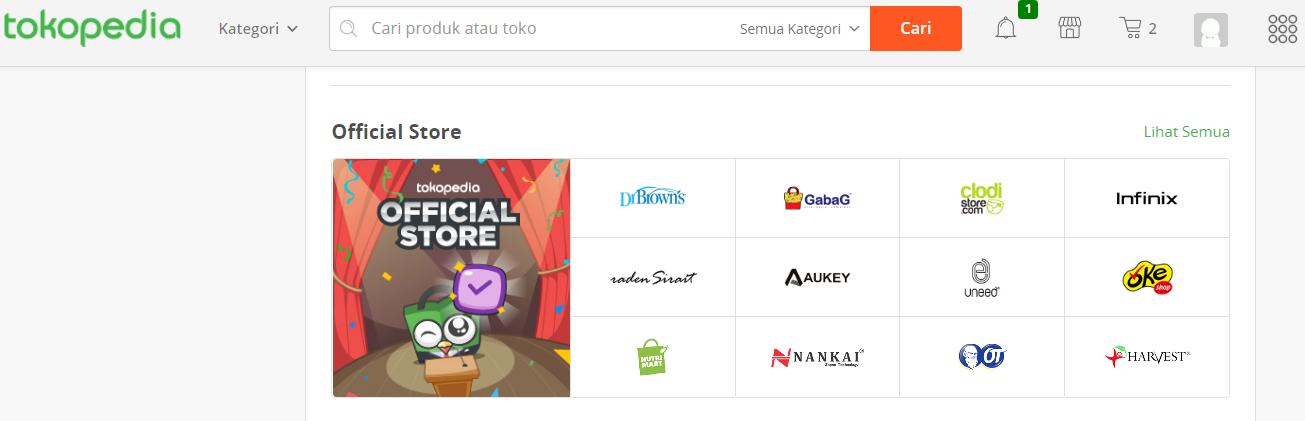 official Store di homepage Tokopedia.PNG