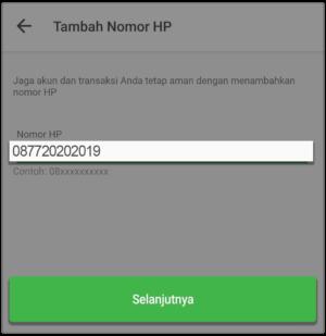 Bagaimana Cara Verifikasi Nomor Handphone Tokopedia Care