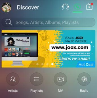 Joox Tokopedia Care