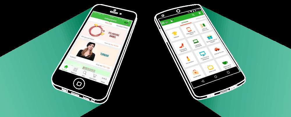 Download Aplikasi Tokopedia Sekarang Juga!