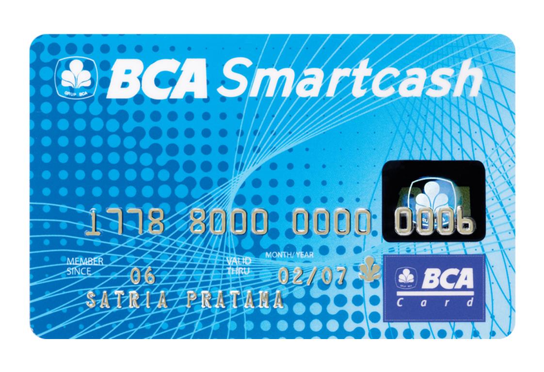 BCA Smartcash