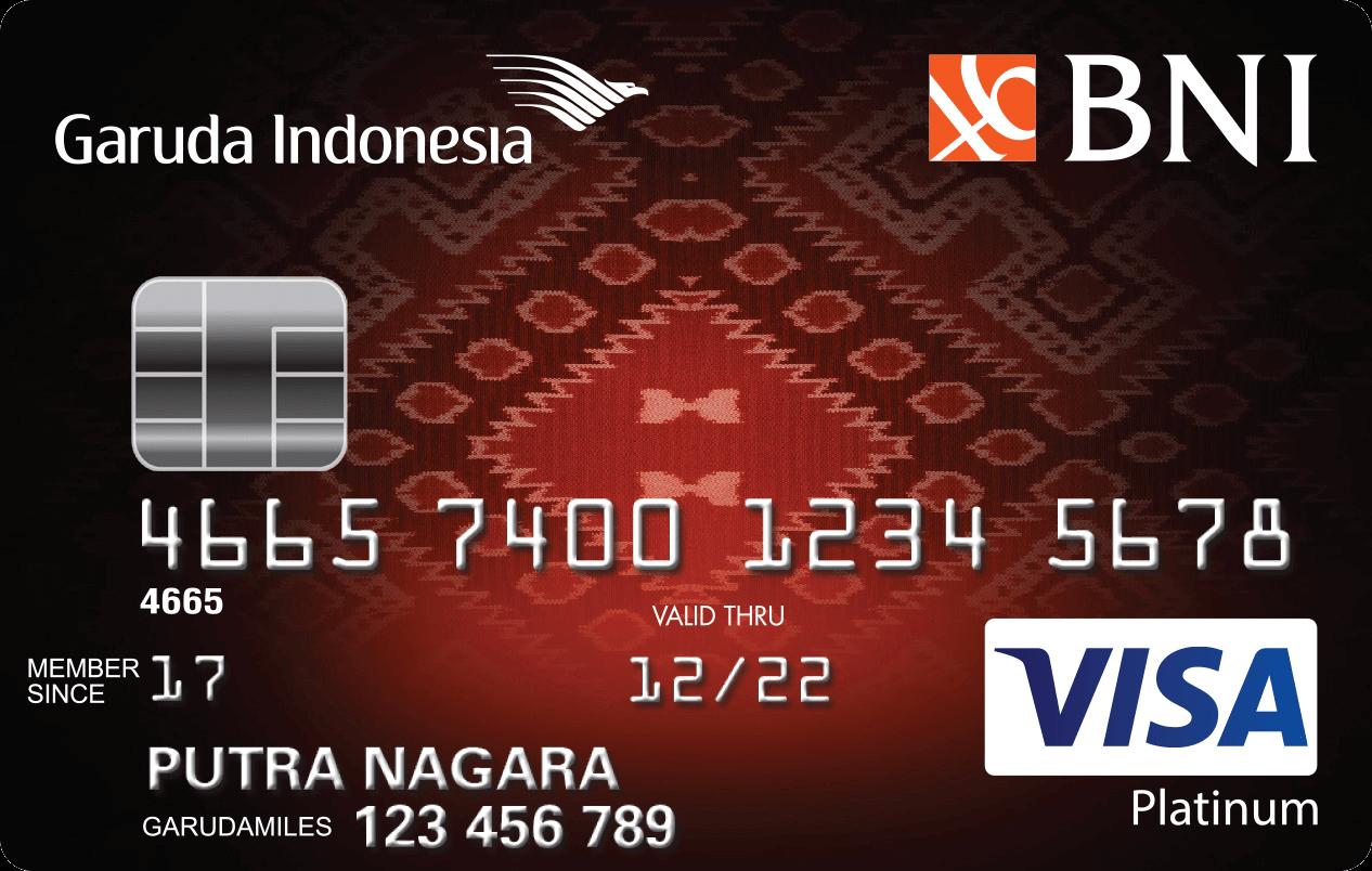 Garuda Visa Platinum