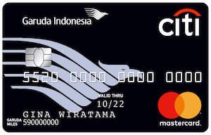 Garuda Indonesia (GICC)