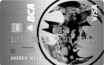 Visa Batman