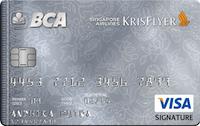 Singapore Airlines KrisFlyer Visa Signature