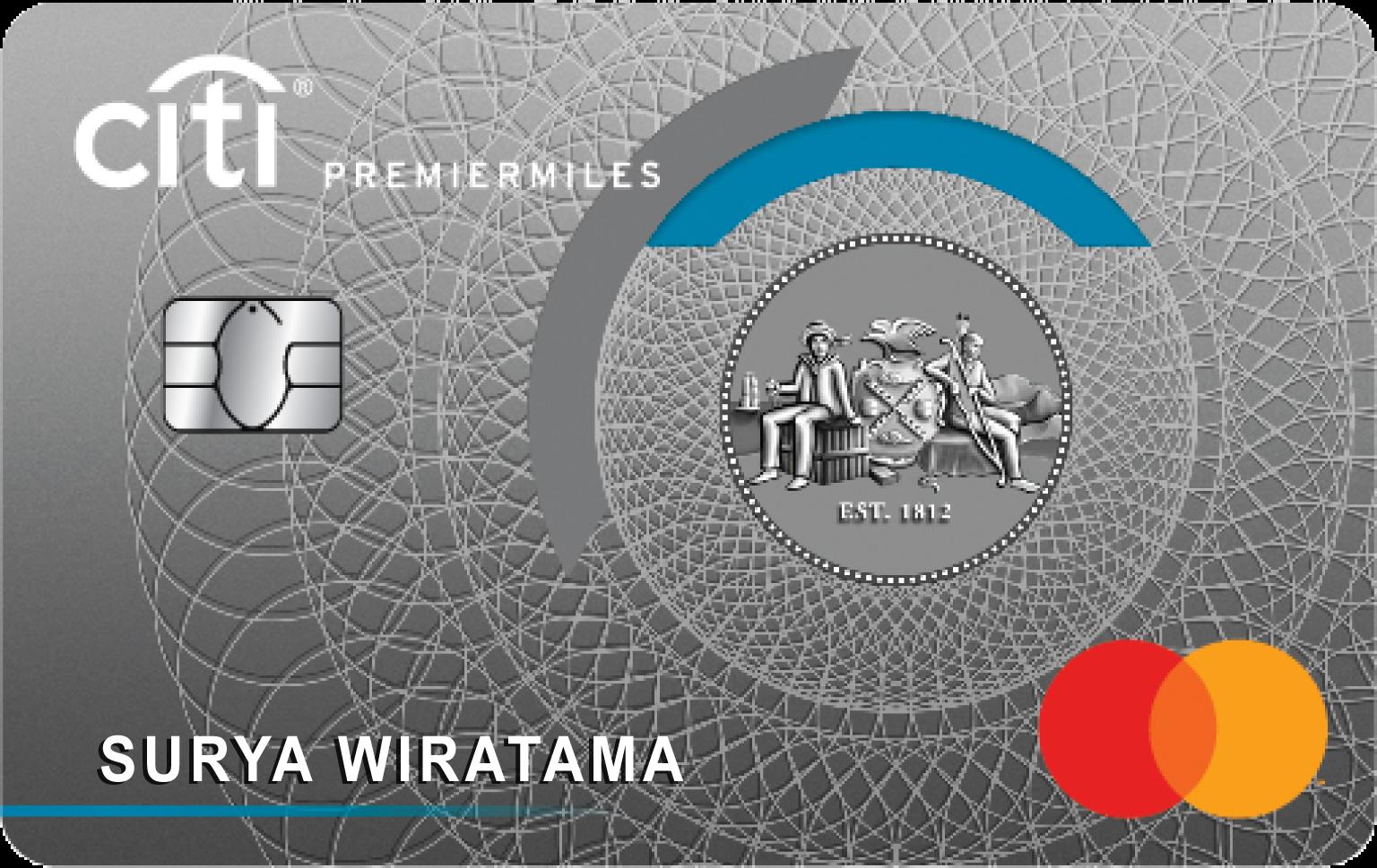 Kartu Kredit Citibank Kartu Kredit Citi Premiermiles Tokopedia