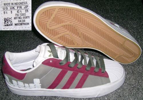 Jual Adidas Superstar Vulcan Gonz - This Is Eurial  8b914dbc0e