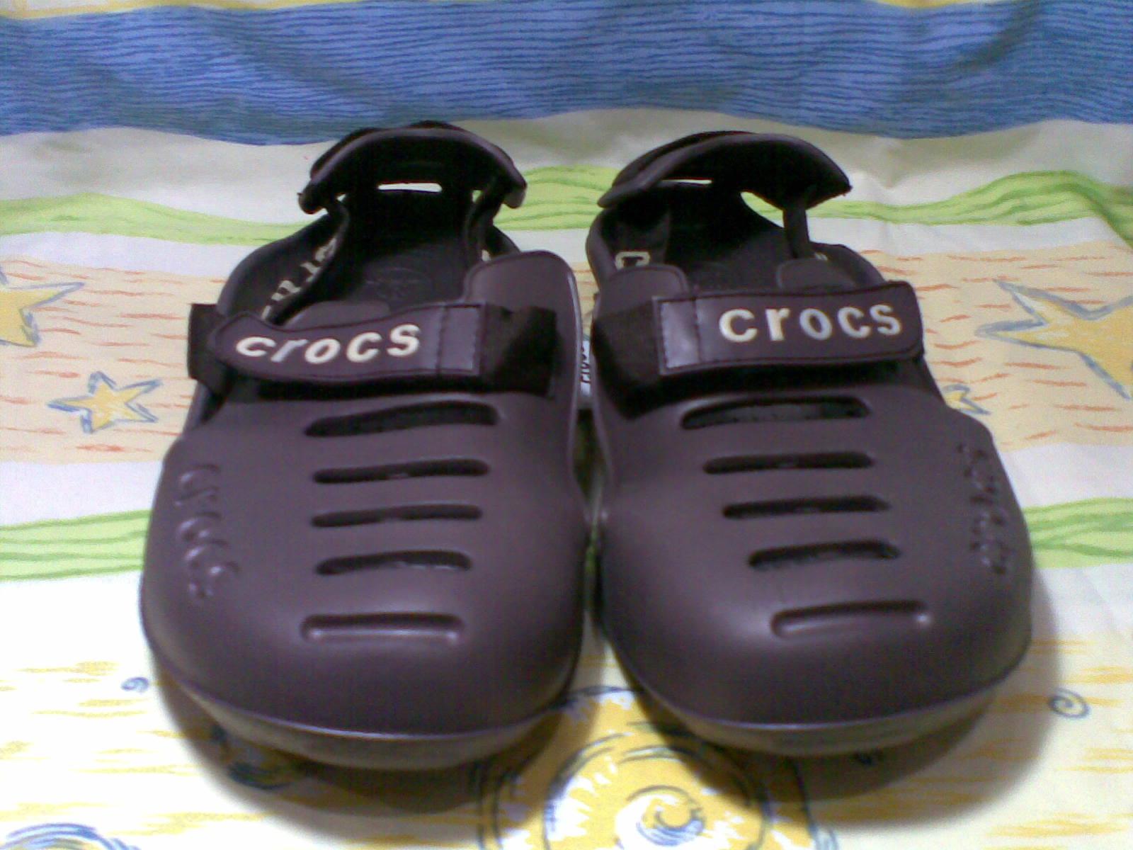Jual Sepatu Sandal Crocs Model Reebok Grey ***** - Master ...