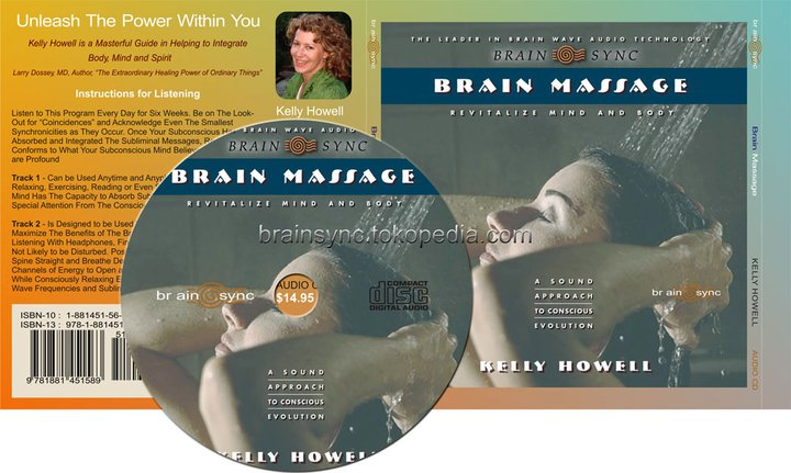 Brain Massage | BrainSYNC By Kelly Howell