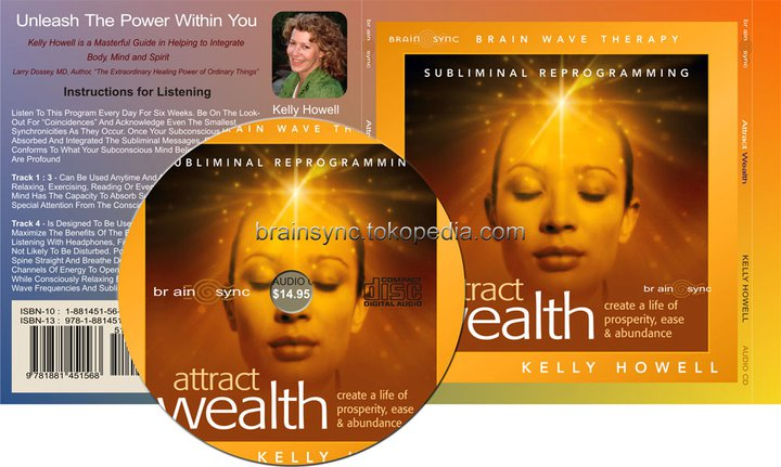 Attract Wealth | BrainSYNC By Kelly Howell