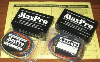Alarm Motor MaxPro