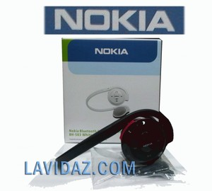 nokia bluetooth headset bh-503 how to connect