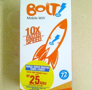 Jual Wifi Mobile ZTE MF90 BOLT 4G
