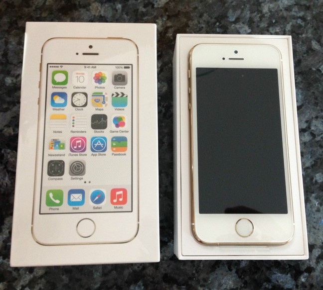 iphone 6 guld 64 gb