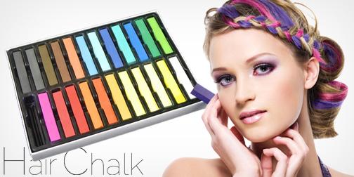 Jual Hair Chalk 24 Temporary Hair Colours - gadgetpedia | Tokopedia