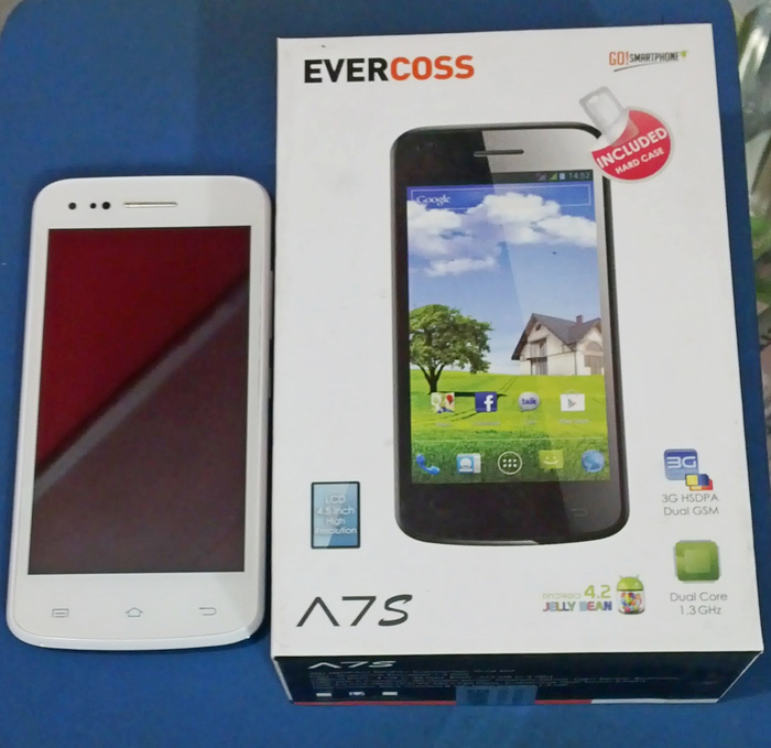 Jual android evercoss a7s white fset 2nd bekas davine mobile android evercoss a7s white fset 2nd bekas reheart Image collections